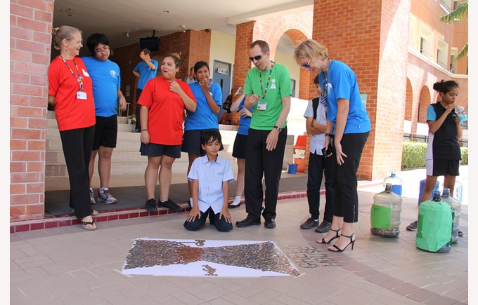 Regents Pattaya - House Coin Challenge