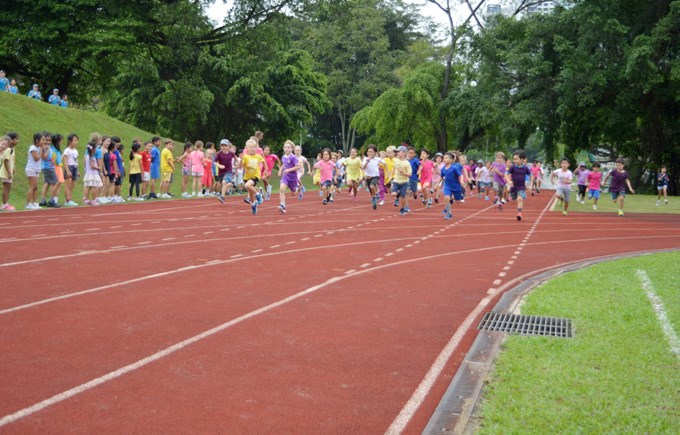 Primary School House Cross Country Event