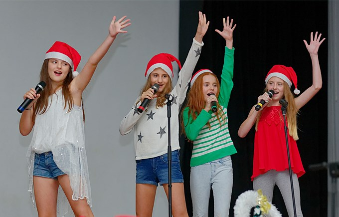 Carols by Candlelight Performance
