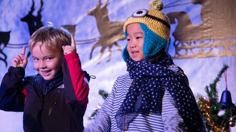 Year 1 Christmas Production (19)
