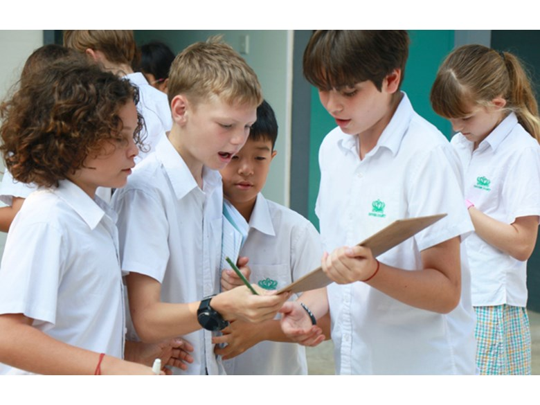 Dover Court International School Singapore STEAM week March 2019