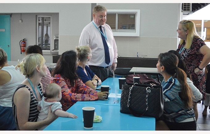 Parent Coffee Morning Year 1