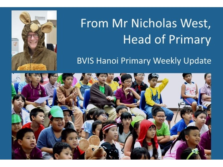 Primary weekly update 20151009
