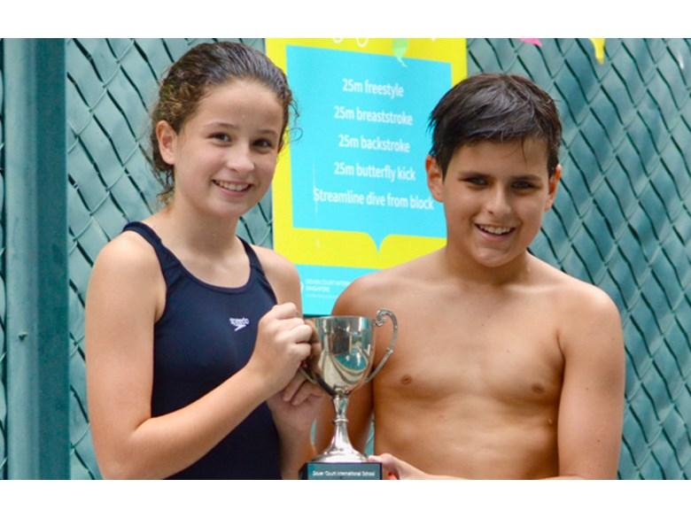 Swimming Galas 2018 Year 7-8
