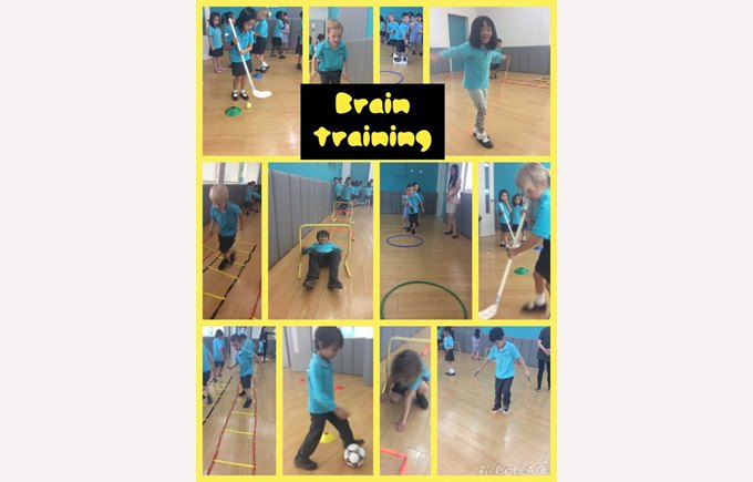 Year 1 Brain Training