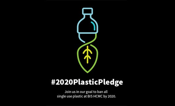 Plastic Pledge Poster