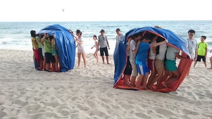 Year 7 Trip to Mui Ne 2016
