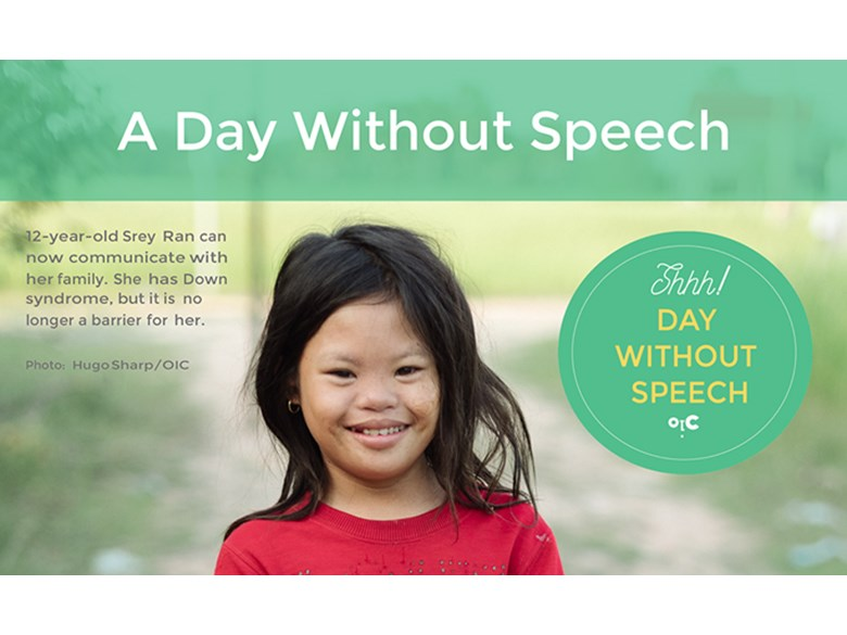 Day Without Speech 2016