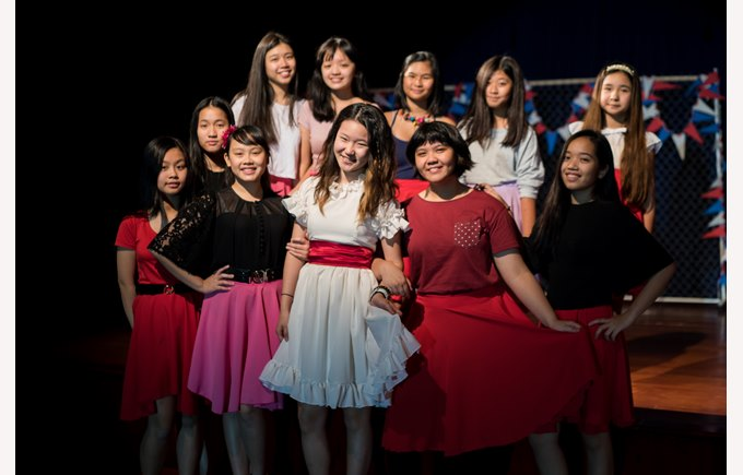 British International School Hanoi - West Side Story