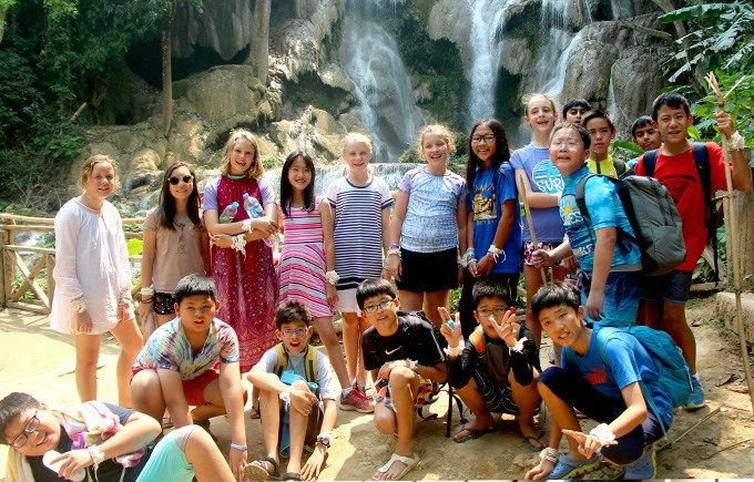 DCIS Year 7 Laos Residential