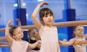 Dance student - Summer Performing Arts with Juilliard