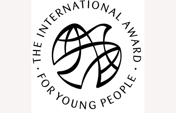 International Award Logo
