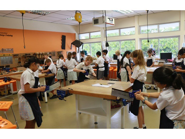 Dover Court International School Singapore, Year 6 Transition Day