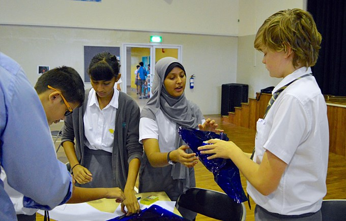 Global Campus STEAM Year 8 Activity