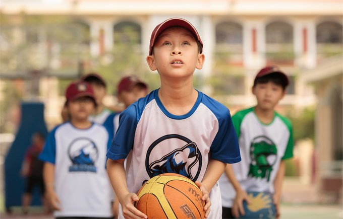 PE and Sports - Basketball | BIS HCMC