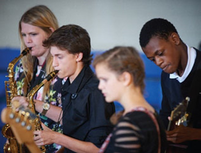 Juilliard-Nord Anglia partnership
