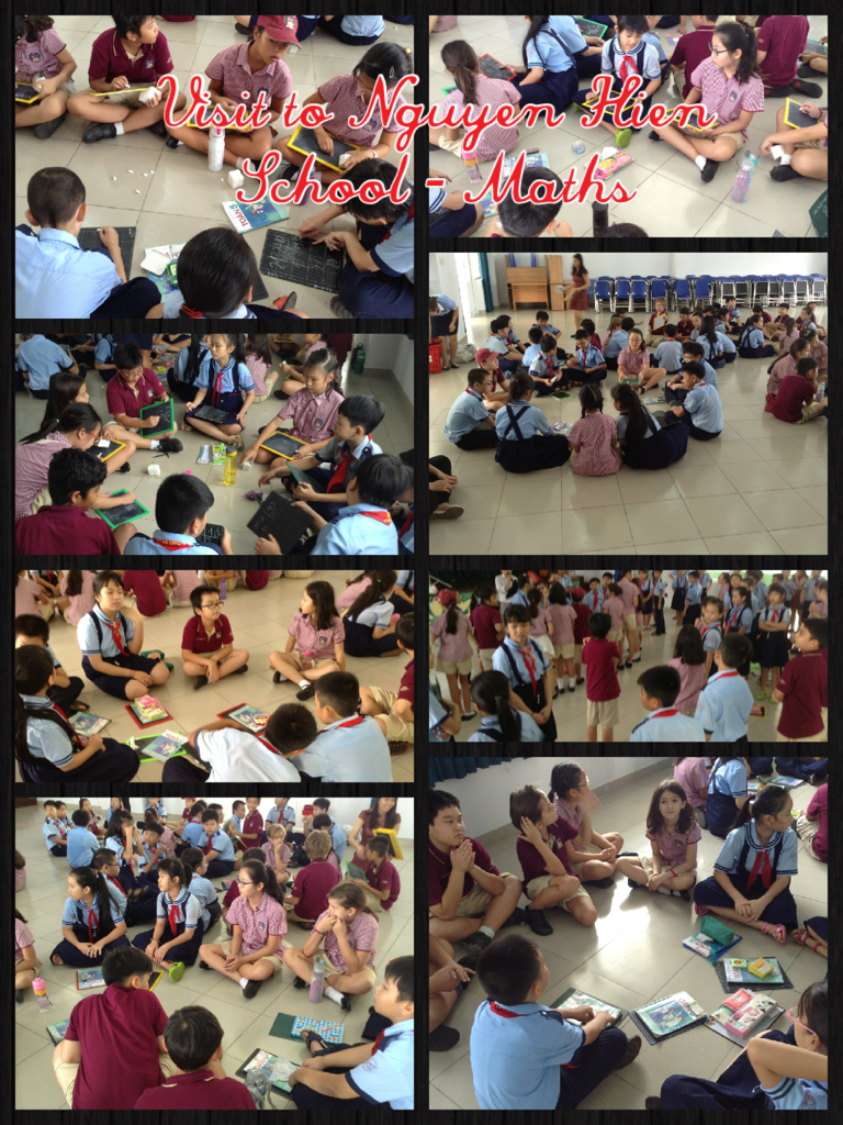 BIS Ho Chi Minh Year 5 Community project 1
