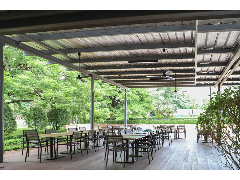 Northbridge International School Cambodia - Deck