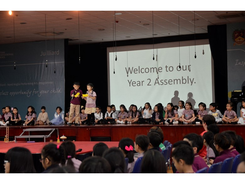 Year 2 Assembly 1