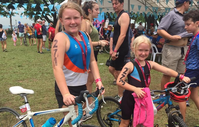 Dover Court International School Singapore, Metasprint Triathlon