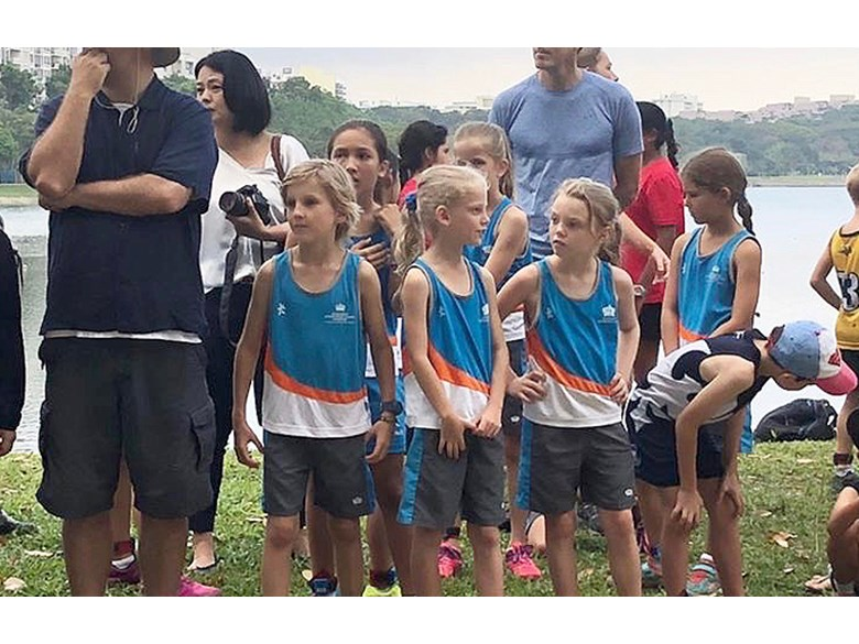ACSIS Junior Cross Country Championships