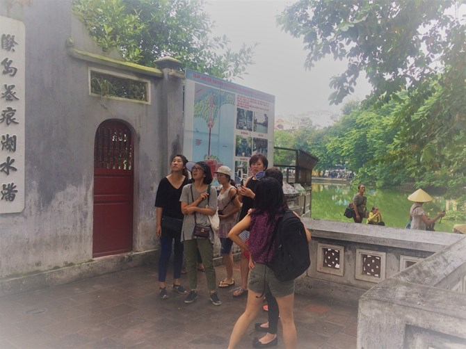 British International School Hanoi| Old Quarter trip