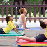 How yoga benefits your child's learning