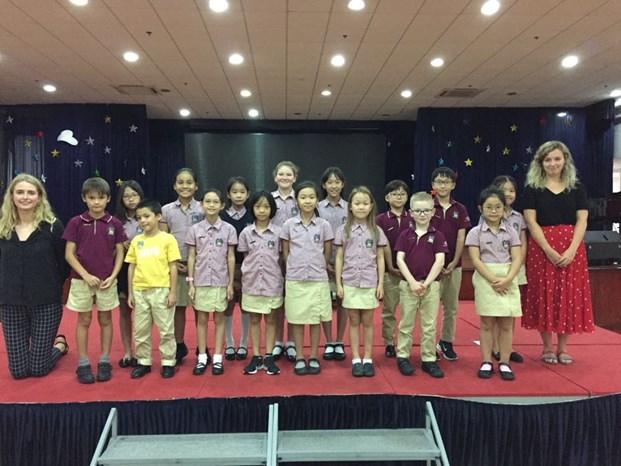 Primary Student Council 2018-19