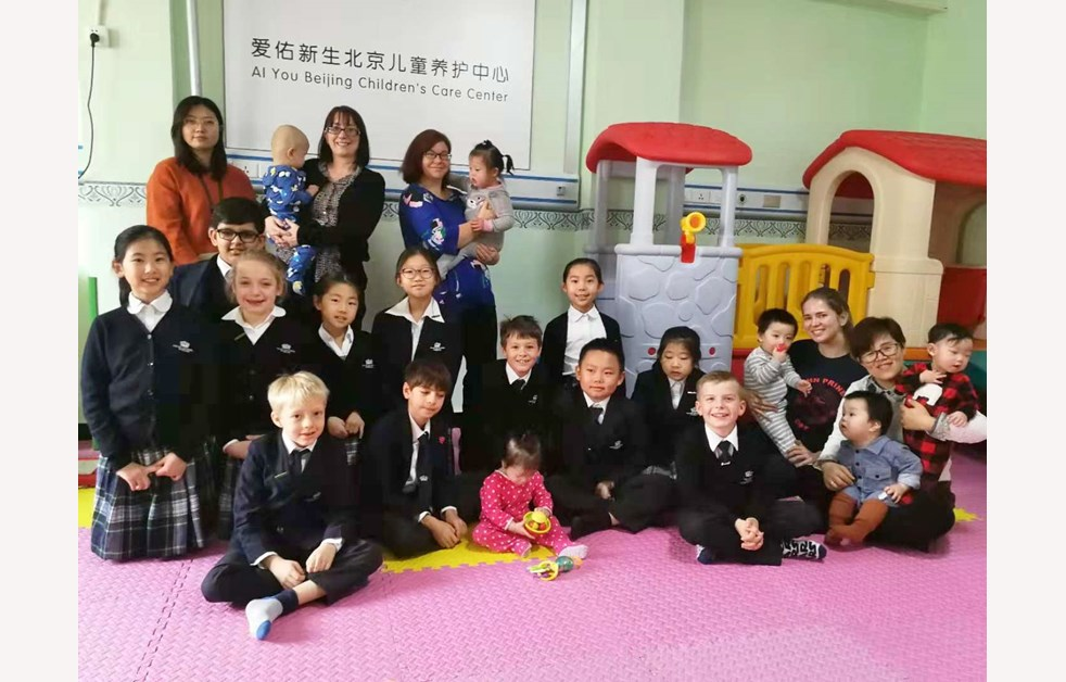 Primary Student Council visits Dew Drops (12)