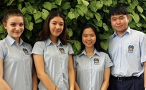 Head Students 2020 | BIS HCMC