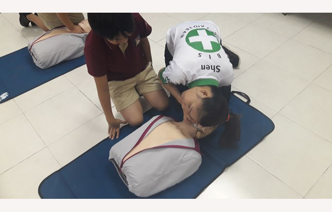 First Aid Training (5)