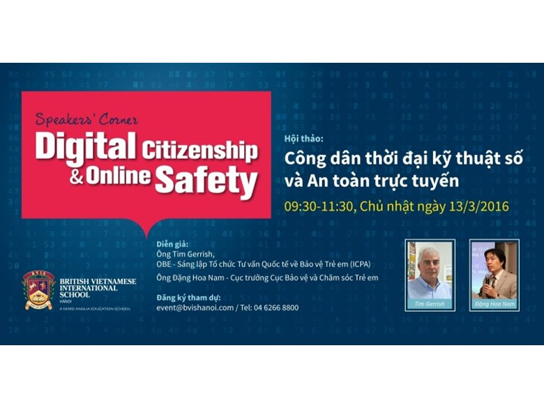Online safety seminar