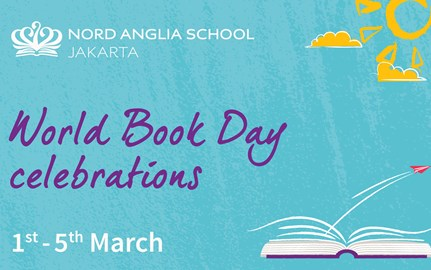 World Book Day celebrations 2021