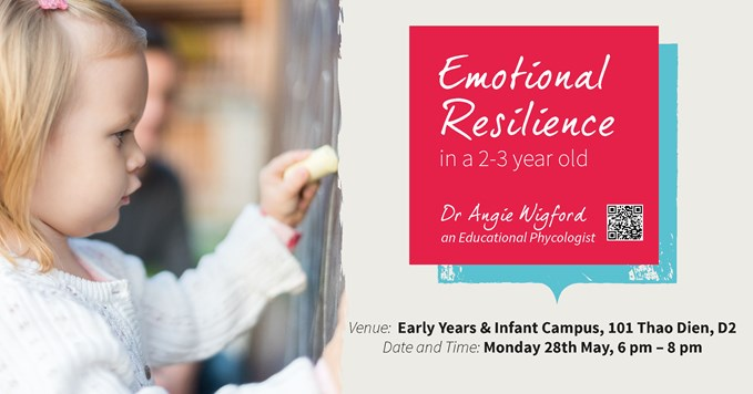 Emotional Resilience - Angie Wigford
