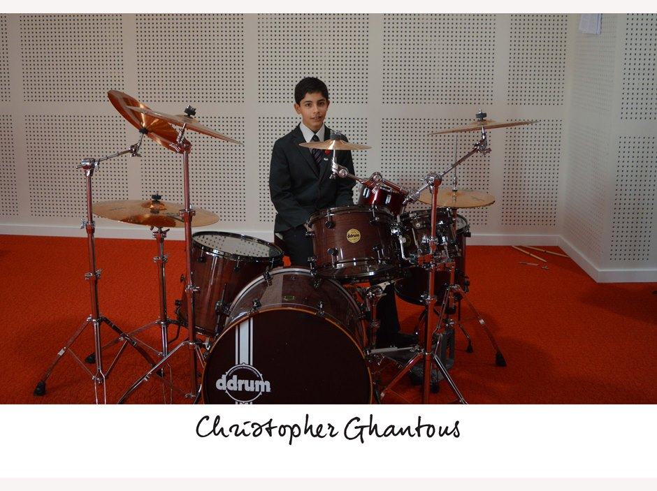 Christopher Ghantous - Nord Anglia International School Dubai