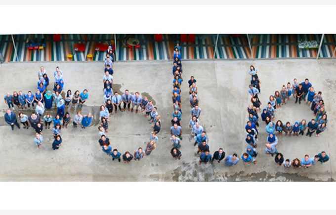 Dover Court International School World Autism Blue Day