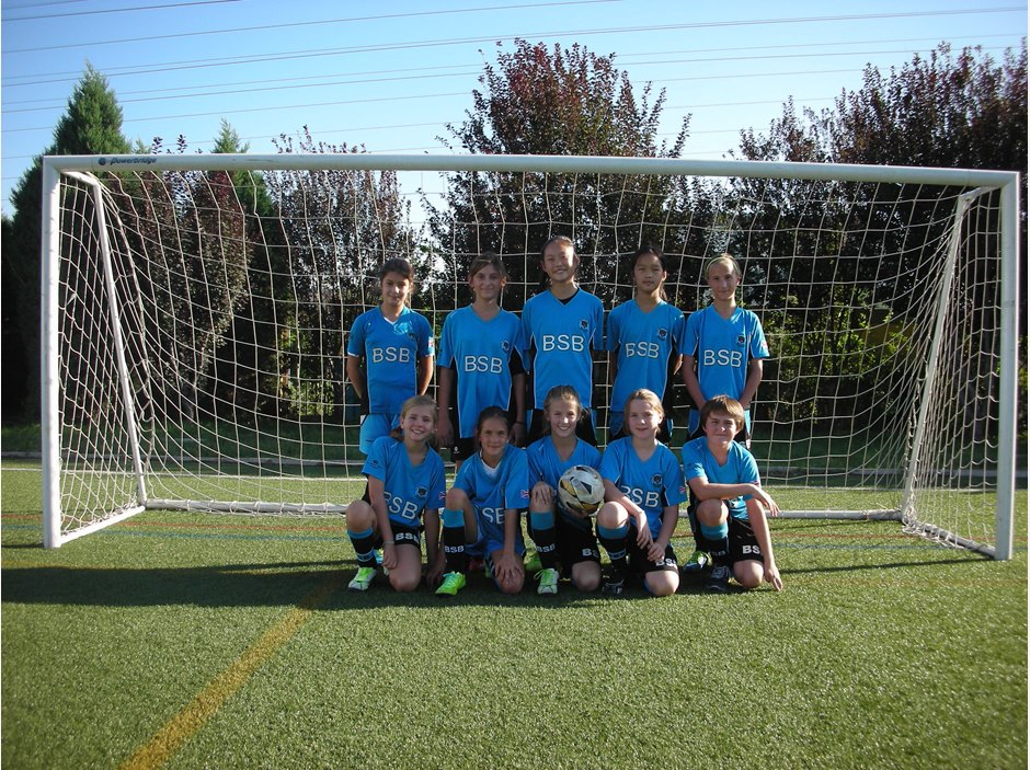 U12 Girls Football