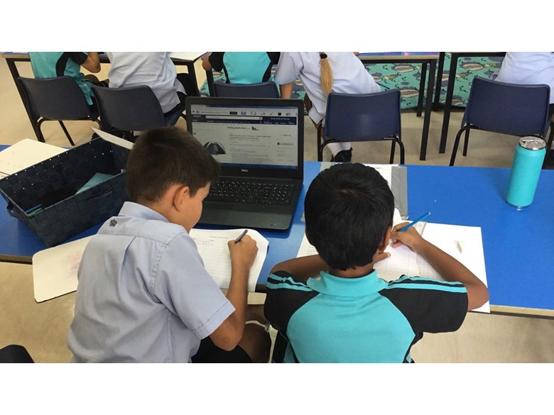 Rayyan Y4 Maths 2018