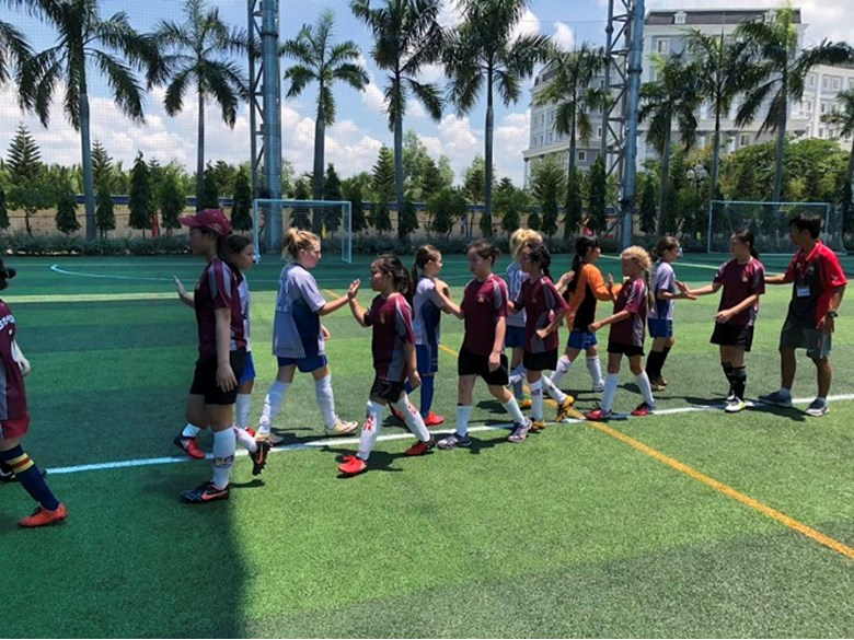 U11 SISAC Girls Football – Pool A (10)