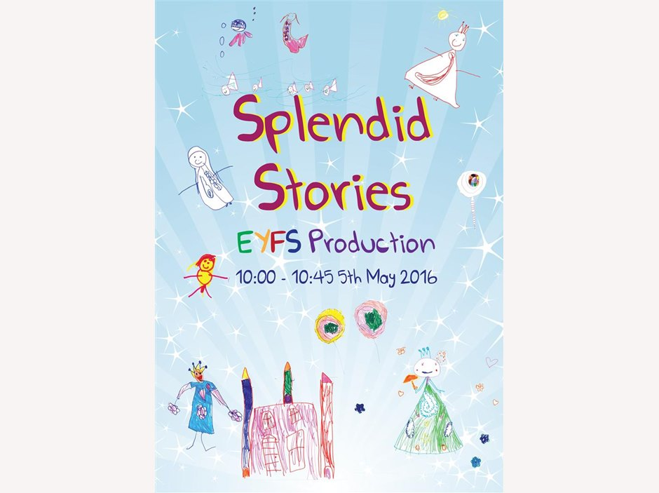 EYFS Production May 2016