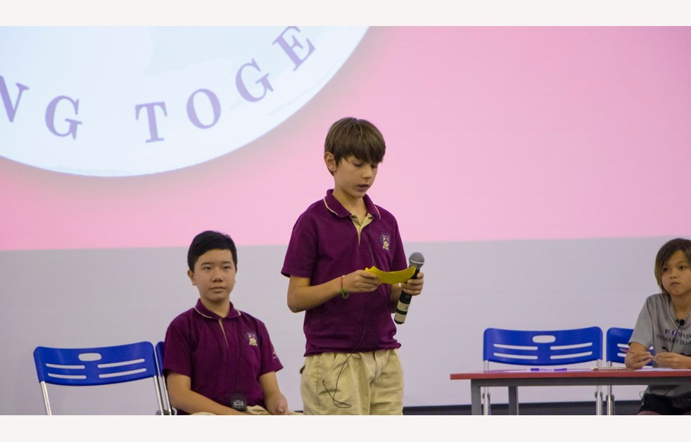Y5 Speech Competition - Y6 Debate - 19 - 26