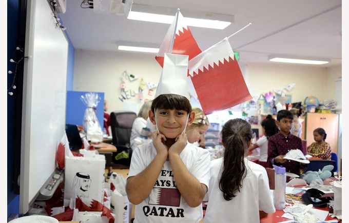 Qatar National Day at Compass School_6037