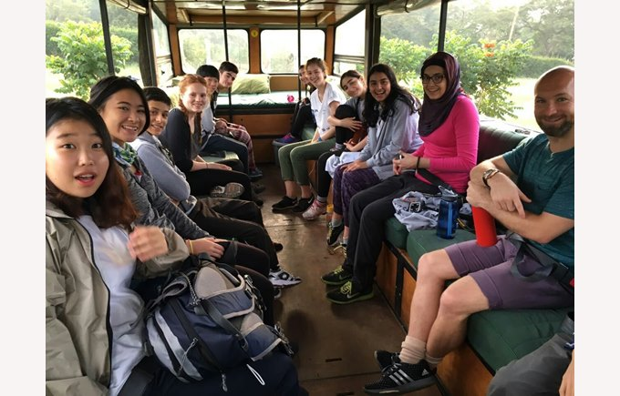 British International School Hanoi - Tanzania Expedition