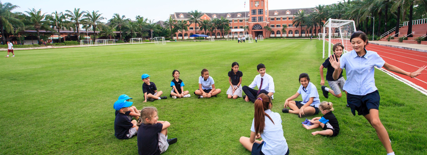 Students | Regents International School Pattaya