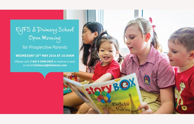British International School Open Morning