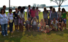 Boarders from Regents enjoy a day out wakeboarding