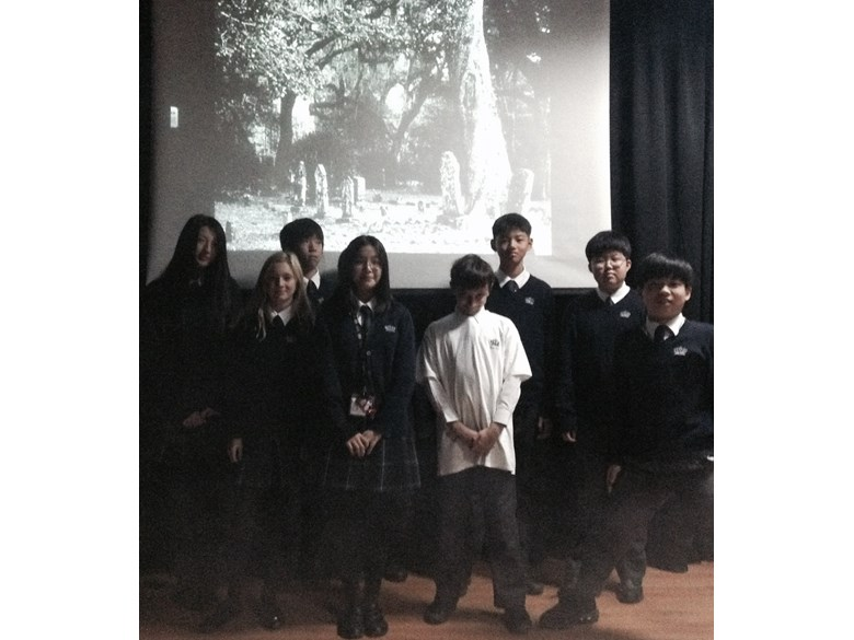 EAL Students Write Ghost Stories