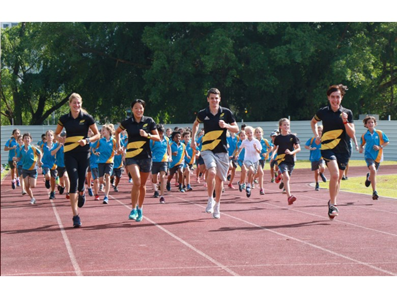 Super League Triathlon at Dover Court International School