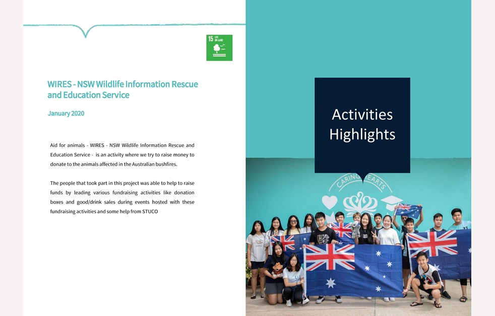 Northbridge International School Cambodia - Share A Dream Report