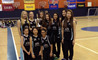 The BISS Puxi SISAC girls' D1 team came third in the City Championships